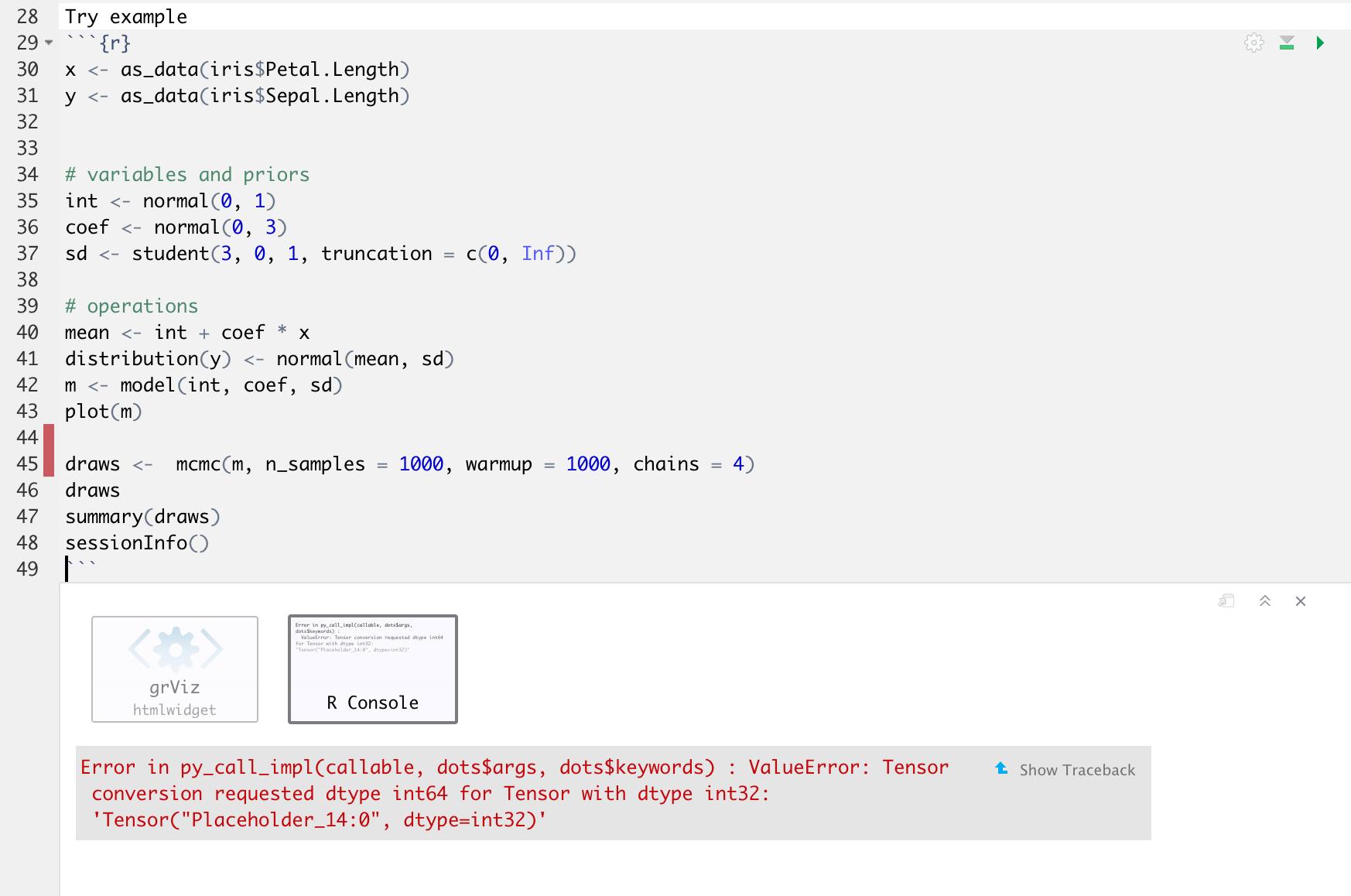 Mcmc+ Python
